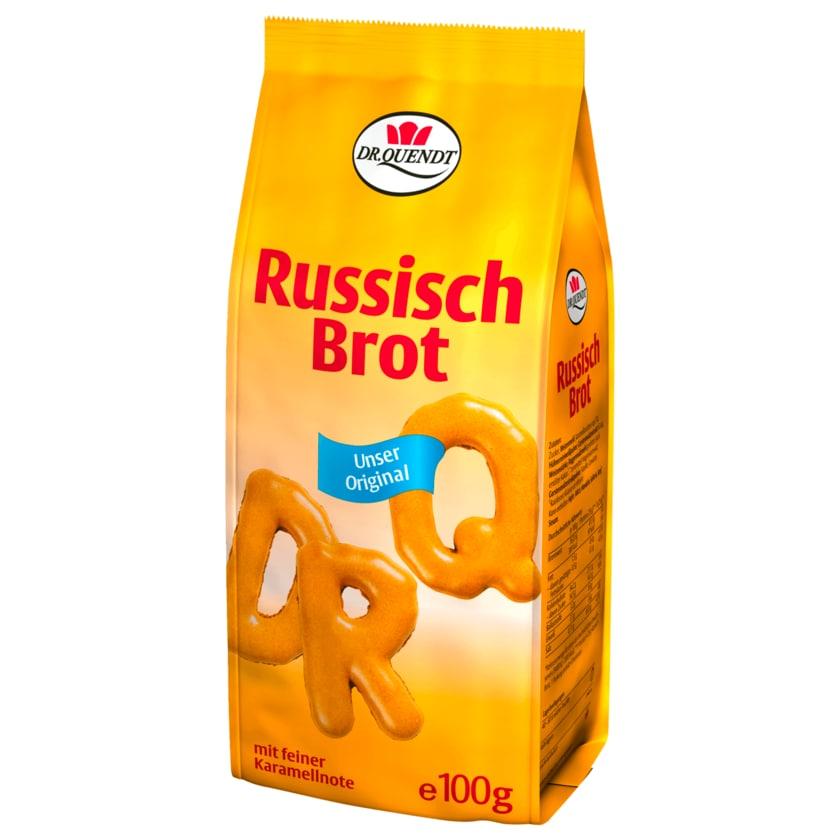 Dr. Quendt Dresdner Russisch Brot 100g