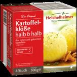 Heichelheimer Klöße Halb&Halb 4 Stück, 500g