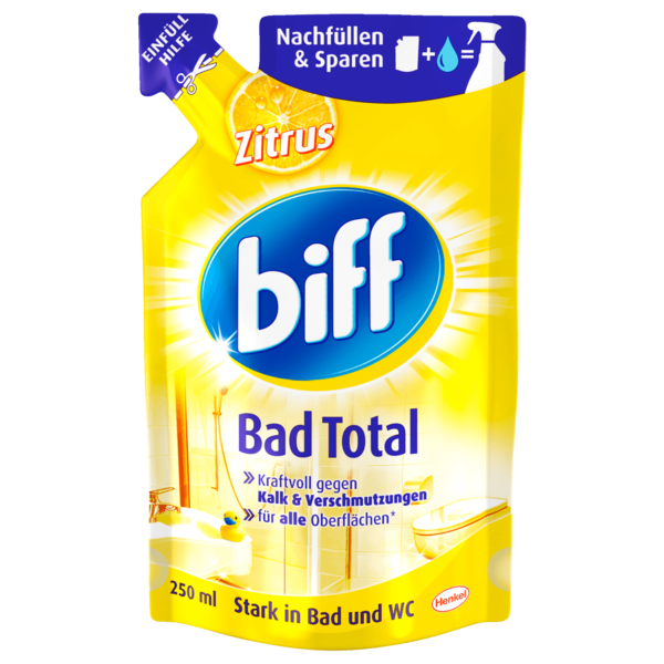 Biff Bad Total 250ml