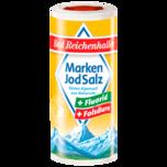 Bad Reichenhaller Marken-Jodsalz mit Fluorid+Folsäure 125g