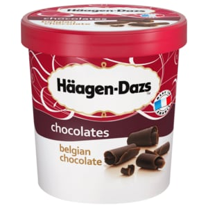 Häagen-Dazs Belgian Chocolate 500ml
