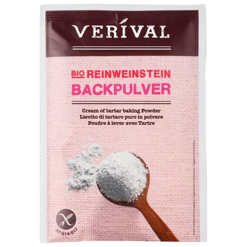 Verival Bio Reinweinstein Backpulver 17g