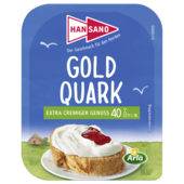 Hansano Gold-Quark 250g