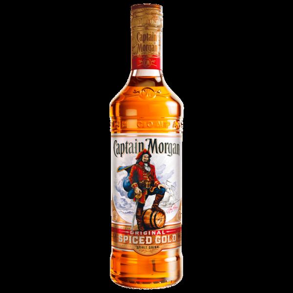 Captain Morgan Original Spiced Gold 0,7l