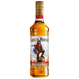 Captain Morgan Original Spiced Gold 0,7l