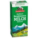 Berchtesgadener Land Haltbare Bergbauern-Milch 1,5% 1l