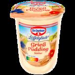 Dr. Oetker Grieß-Pudding natur 500g