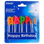 Kerzenset Happy Birthday