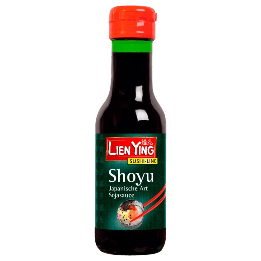 Lien Ying Shoyu Japanische Sojasauce 125ml