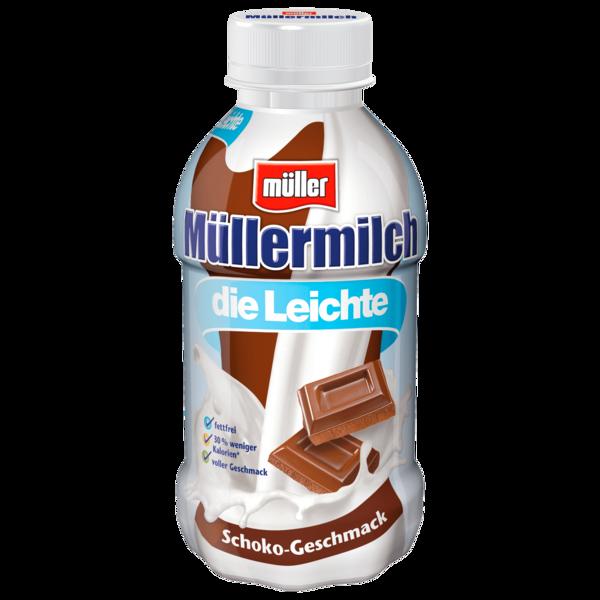 Müller Müllermilch die Leichte Schoko 400ml
