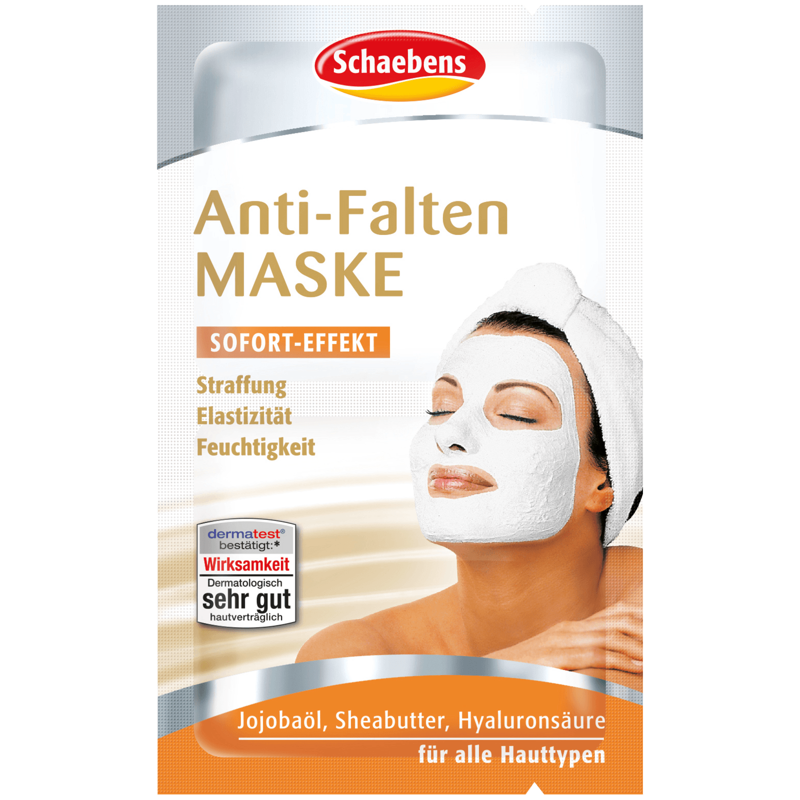 Schaebens Anti Falten Maske 2x5ml Bei Rewe Online Bestellen