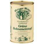 Metzger Meyer Grüne Bohneneintopf mit Schweinefleisch 1,2l