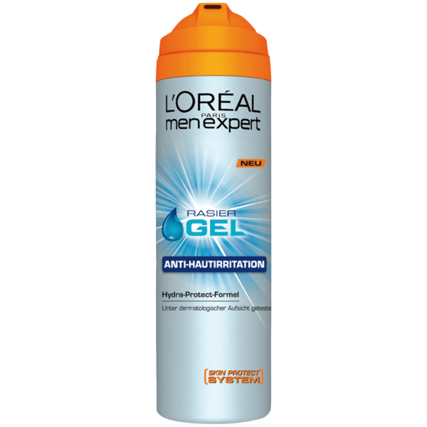 L'Oréal Paris Men Expert Rasiergel Anti-Hautirritationen 200ml