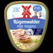 Rügenwalder Teewurst oder Leberwurst
