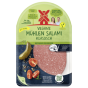 Rügenwalder Veganer Schinken Spicker oder vegane Mühlen Salami
