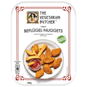 The Vegetarian Butcher  Beflügel Nuggets